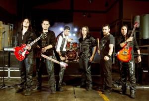 'Zendas' ocupó el segundo puesto en el certamen de rock local organizado por el Teatro Corfescu.