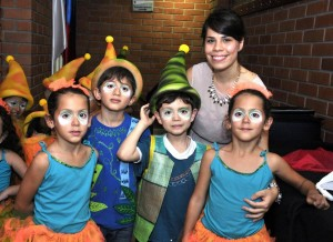 Rosana Cabezas, Juan Rodríguez, Fritz Campos Vargas y Lucía Cabezas. - Laura Herrera / GENTE DE CABECERA