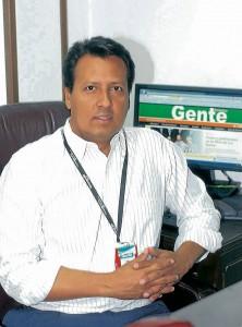 Fabio Peña, editor de Gente de Cabecera