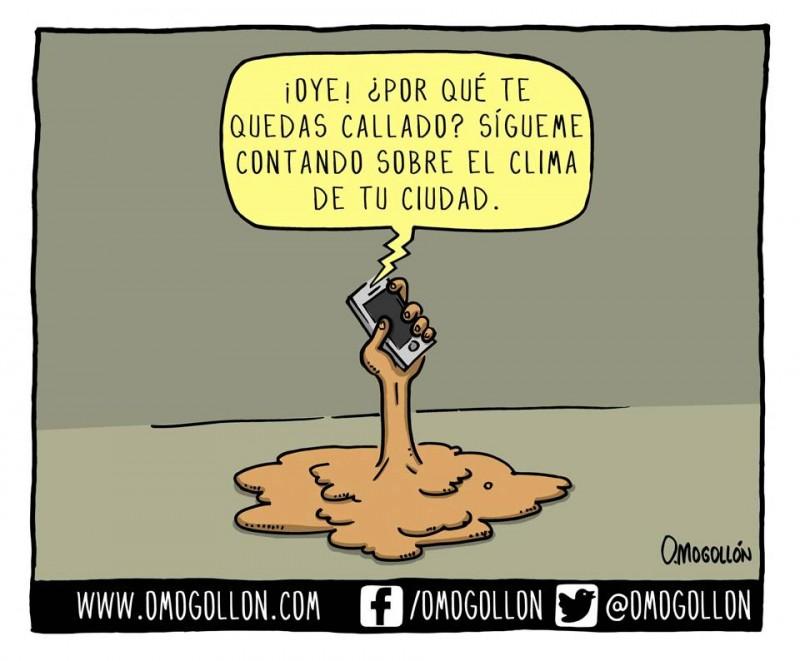 Caricatura de la semana, por @omogollón
