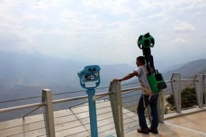 La cámara permitirá hacer un paseo por todos los rincones de Panachi. - Suministrada /GENTE DE CABECERA