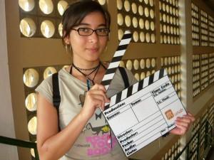 María Fernanda Silvestre, directora de 'Lienzo sobre tierra'. - Suministrada / GENTE DE CABECERA