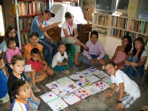 La Fundación Transformar realiza programas de desarrollo integral que promueven la dignificación de las personas y comunidades vulnerables. - Archivo / GENTE DE CABECERA