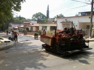 Desde hace siete meses se adelantan en un sector de Pan de Azúcar las obras del cambio de redes de alcantarillado. - Suministrada / GENTE DE CABECERA