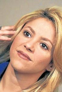 Con el paso de los años, Shakira ha aprendido a destacar su rostro en forma de diamante