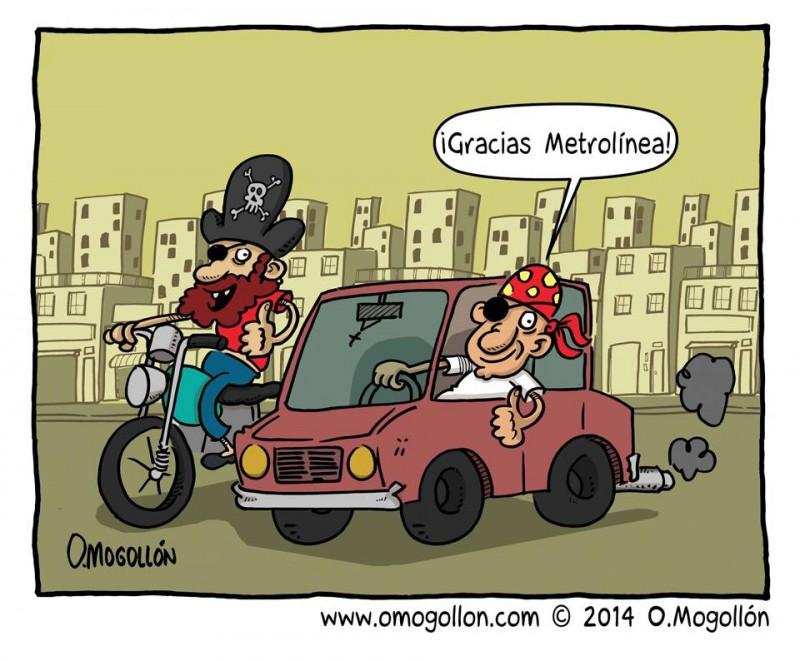 Caricatura de la semana, por @omogollon