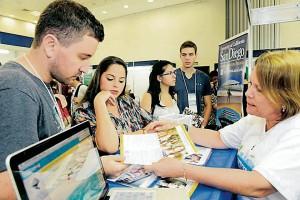 El evento es liderado por Edufindme, red de búsqueda y asesoría de estudios en el extranjero. - Tomada de Facebook / GENTE DE CABECERA