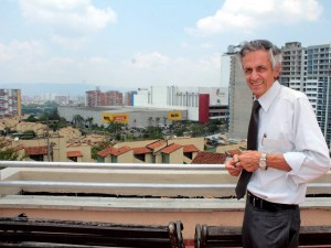 Julio César Pimiento y su familia viven en este sector hace más de 20 años.