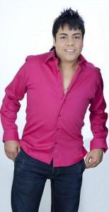 Curo Díaz, cantante valleanto