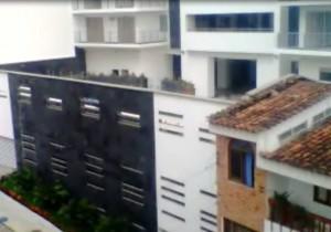 Esta es una de las imágenes  del video enviado por la lectora. - Suministrada /GENTE DE CABECERA