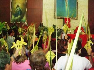 Con el Domingo de Ramos se inicia oficialmente la Semana Santa