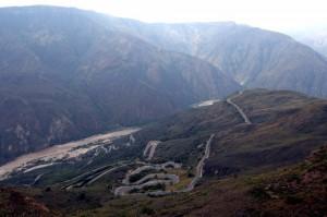 El proyecto Cañón del Chicamocha Patrimonio de la Humanidad es socializado con los alcaldes de los municipios involucrados. - Archivo /GENTE DE CABECERA