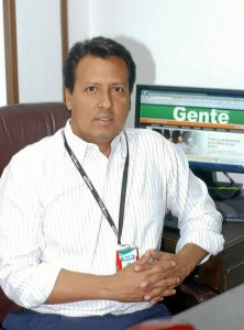 Fabio Peña, editor de Gente de Cabecera.