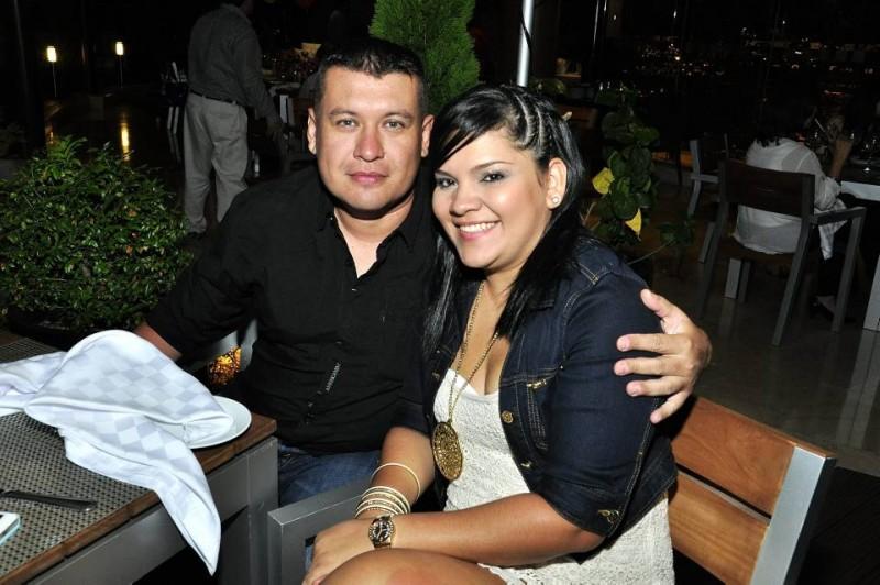 María Angélica Archila y Jimmy Morales. - Suministrada /GENTE DE CABECERA