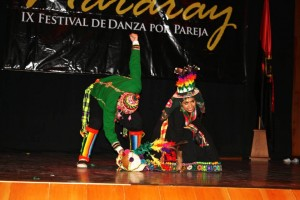 Al Festival de Danza por Pareja de la UPB llegan dos grupos nacionales. - Suministrada /GENTE DE CABECERA
