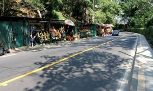 Así quedó un tramo de la calle 70 (carretera a la Udes) con las obras de pavimentaicón. - Suministrada / ENTE DE CABECERA