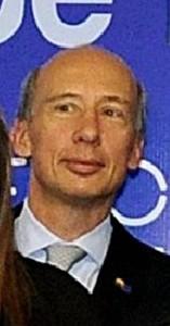 Gianni Bardini, embajador de Italia