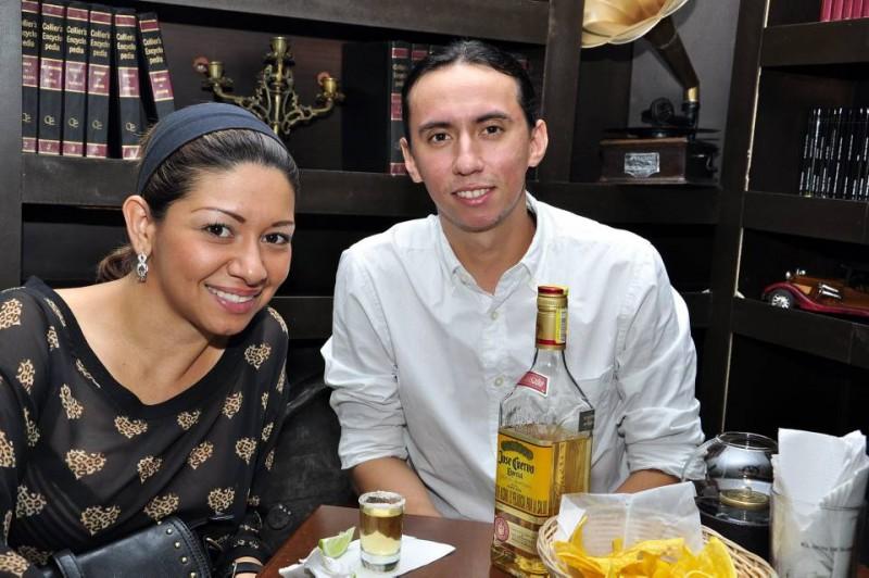 Jenny Suárez y Camilo Gutiérrez. - Laura Herrera / GENTE DE CABECERA