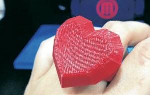 Este es el resultado final de una impresión en 3D.  - Siministrada/GENTE DE CABECERA