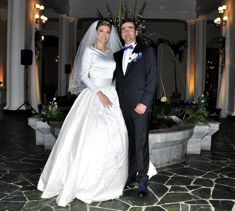 Laura Margarita Meza Díaz y Juan Guillermo Prada. - Laura Herrera /GENTE DE CABECERA