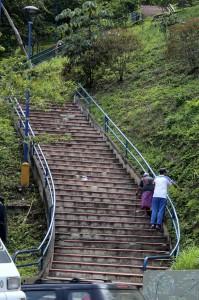Los que más riesgos corren con la inseguridad en el parque son los adultos mayores. - Archivo / GENTE DE CABECERA