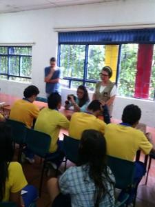 La fundación ha adelantado ya algunas actividades con jóvenes de la ciudad. - Suministrada /GENTE DE CABECERA