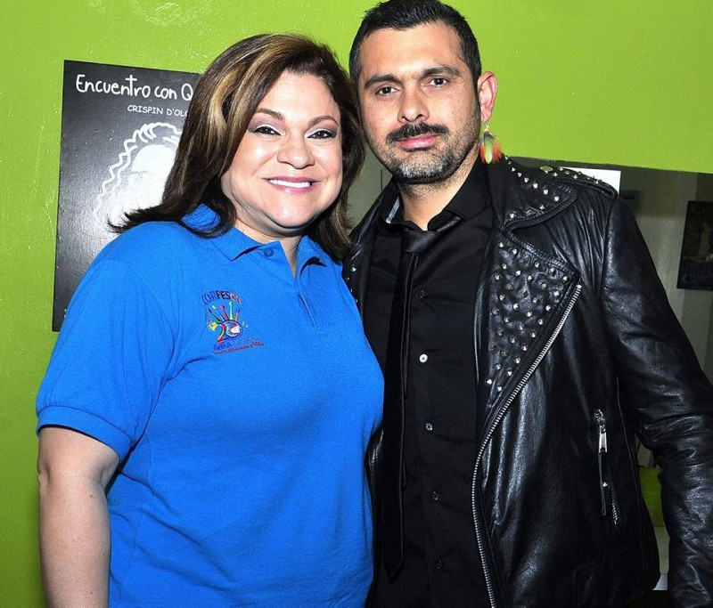 Sandra Barrera y Diego Mateus. - Laura Herrera / GENTE DE CABECERA