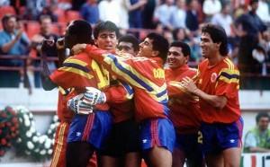 El gol de Freddy Reincón en aquel Mundial ha sido de los más celebrados no solo por el jugador sino por el país