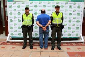 El sujeto fue detenido en el barrio Sotomayor, mientras mostraba sus genitales. - Suministrada / GENTE DE CABECERA