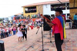 La final del festival será el 20 de julio, en la concha acústica de Bucaramanga.   - Suministrada / GENTE DE CABECERA