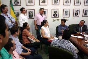 Delegados de las Alcaldías fijaron su posición en torno al tema
