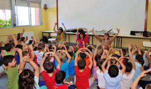 La música y el teatro se mezclan en este espacio cultural para niños. - Suministrada / GENTE DE CABECERA