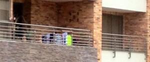 Vecinos piden mantener la buena imagen del sector y evitar  que se use el balcón para secar la ropa. - Suministrada / GENTE DE CABECERA