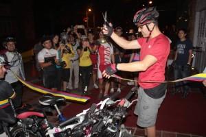 El Club de Ciclomontañismo Bike Parking lidera la implementación de 'biciparqueaderos' en Bucaramanga