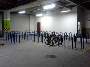 Este es el nuevo parqueadero para bicicletas de Megamall
