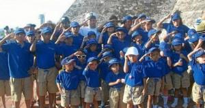 El programa ha podido llevar a los niños en los años 2012 y 2013. - Suministrada / GENTE DE CABECERA