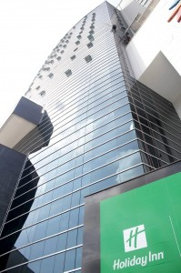 El hotel Holiday Inn recibirá a los gobernantes municipales del país. - Archivo / GENTE DE CABECERA