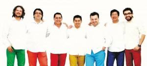 En su décimo aniversario la agrupación 'Septófono' presenta un nuevo trabajo musical. - Suministrada / GENTE DE CABECERA