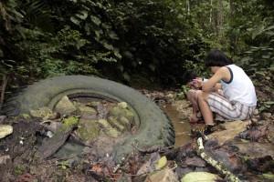 Esta es una de las imágenes que rodean la quebrada sur de Pan de Azúcar bajos. - Javier Gutiérrez / GENTE DE CABECERA