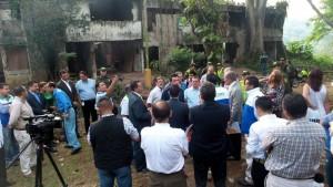 El parque estaría listo a finales de 2015, según se anunció esta semana en Cabecera. - Javier Gutiérrez / GENTE DE CABECERA