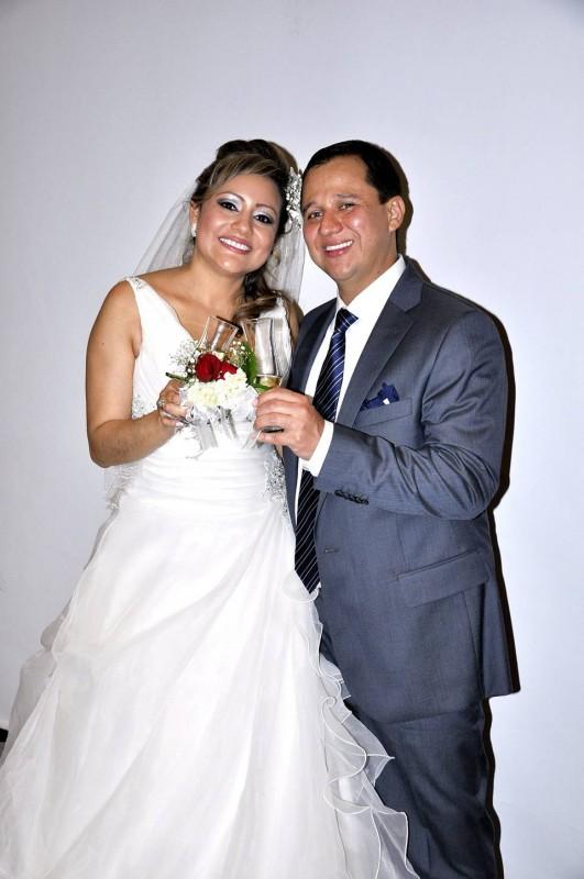 Katherine Rangel y Álvaro Villanueva. - Laura Herrera / GENTE DE CABECERA