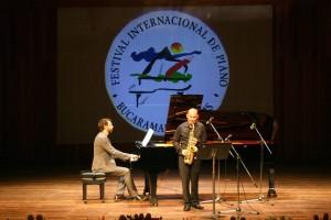 El auditorio Luis A. Calvo es el recinto por excelencia y tradición del Festival Internacional de Piano de la UIS