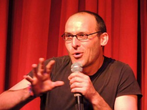 El español Miguel Fo es uno de los invitados al encuentro.