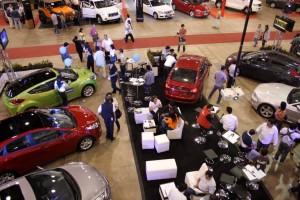 Motorshow se realiza anualmente en Cenfer. - Archivo / GENTE DE CABECERA