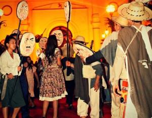Psicosis Teatro nació en 2011 y han participado en varios festivales a nivel regional y nacional. - Suministrada / GENTE DE CABECERA