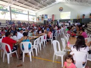 El colegio San Pedro Claver será sitio de encuentro del bingo. - Suministrada / GENTE DE CABECERA