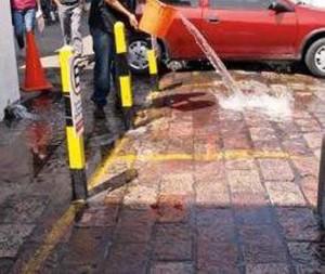 Recomiendan a vecinos del sector darle un uso racional al agua. - Tomada de Internet / GENTE DE CABECERA