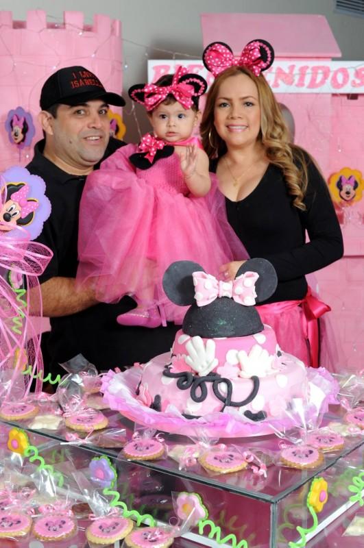 Javier Galvis, Isabella Galvis Márquez y Luz M. Márquez. - Suministrada Manuel Reyes Fotografía / GENTE DE CABECERA