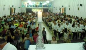 Los feligreses se reunirán en su parroquia San Pio X. - Tatiana Celis / GENTE DE CABECERA