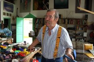 Se rendirá un homenaje al maestro Guillermo Spinosa, en la CCB